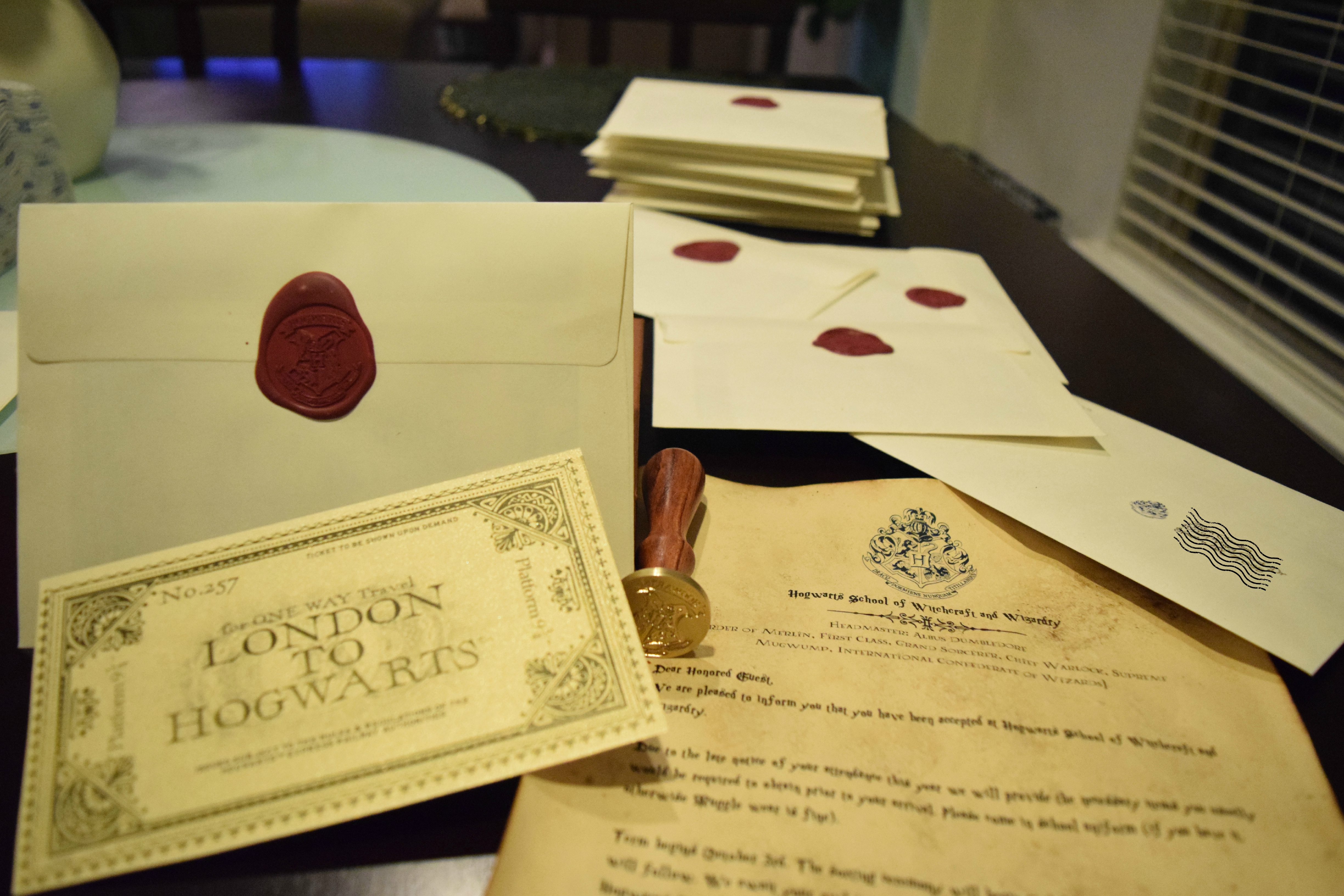 image regarding Hogwarts Express Ticket Printable referred to as Hogwarts Recognition Letter Invitations Capture Me If On your own Can