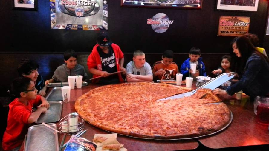 big lous pizza