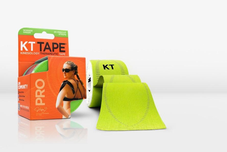 green KT Pro Tape