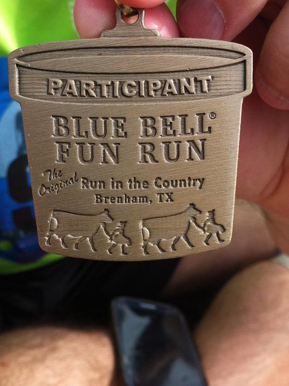 bluebell fun run
