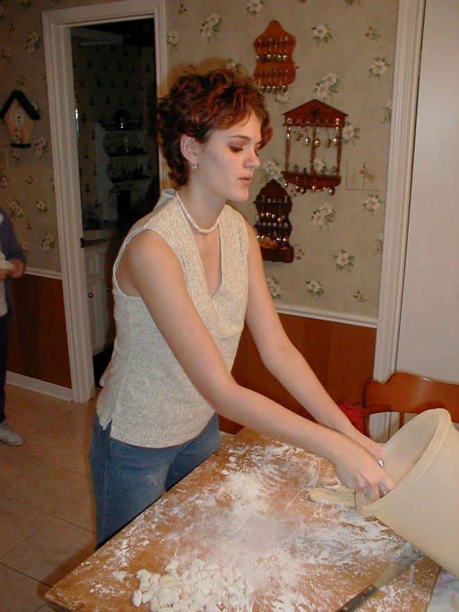 making gnocchi 2