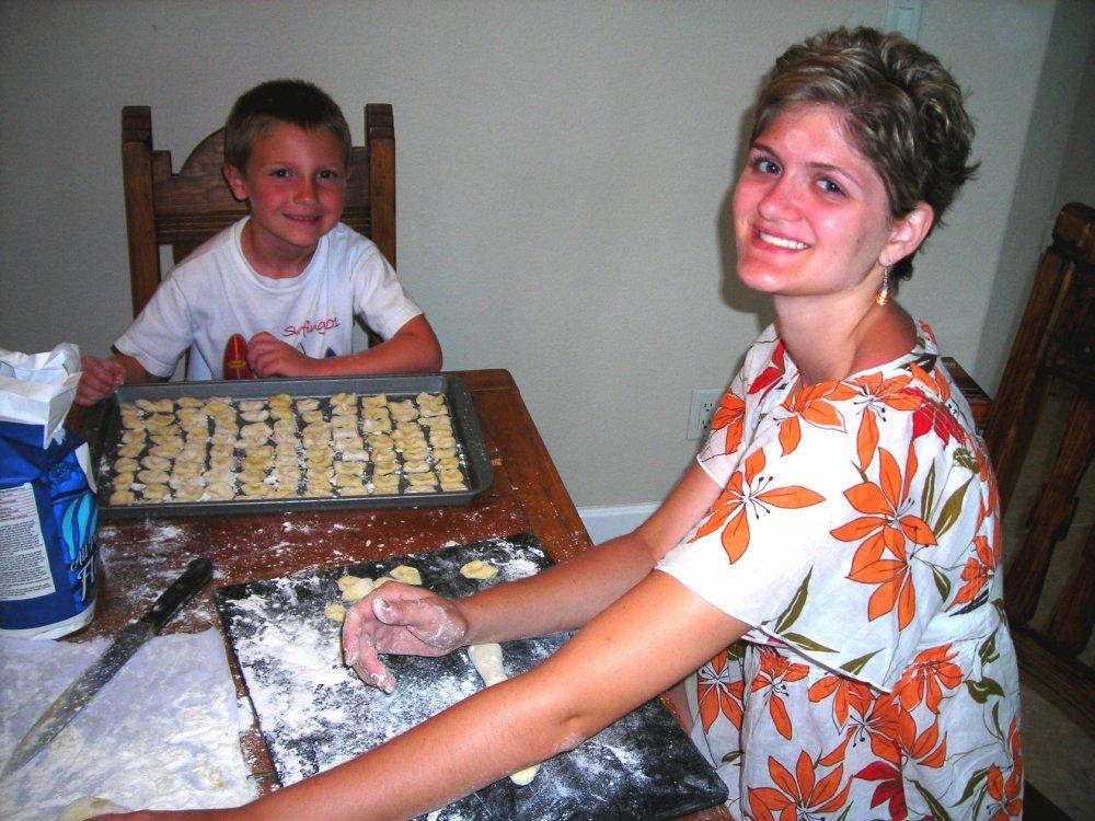 making gnocchi 2006