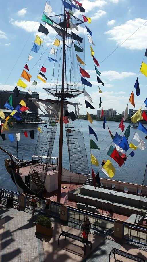 gasparilla pirate ship