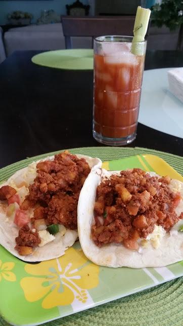 taco bell scramber knock off