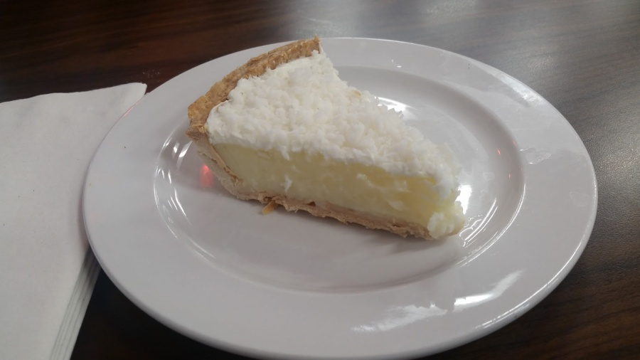 coconut ice box pie