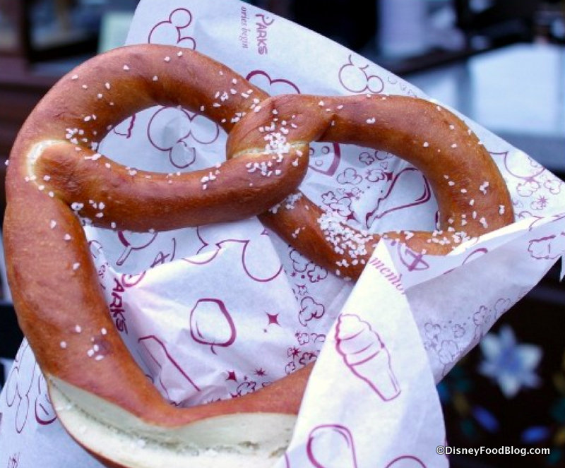germany pretzel