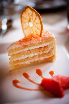 grapefruit cake