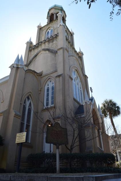 jewish church