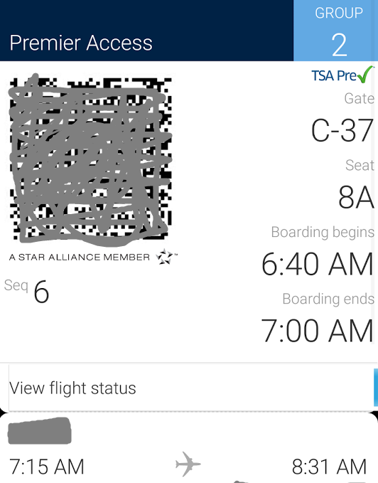 united app boarding pass