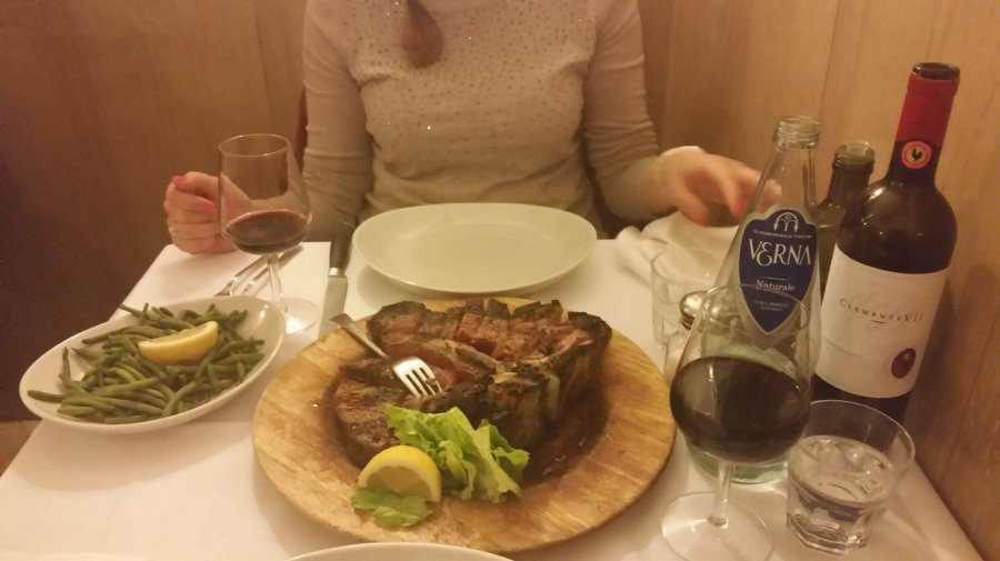 steak in florence
