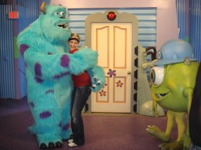 mike and sully 2