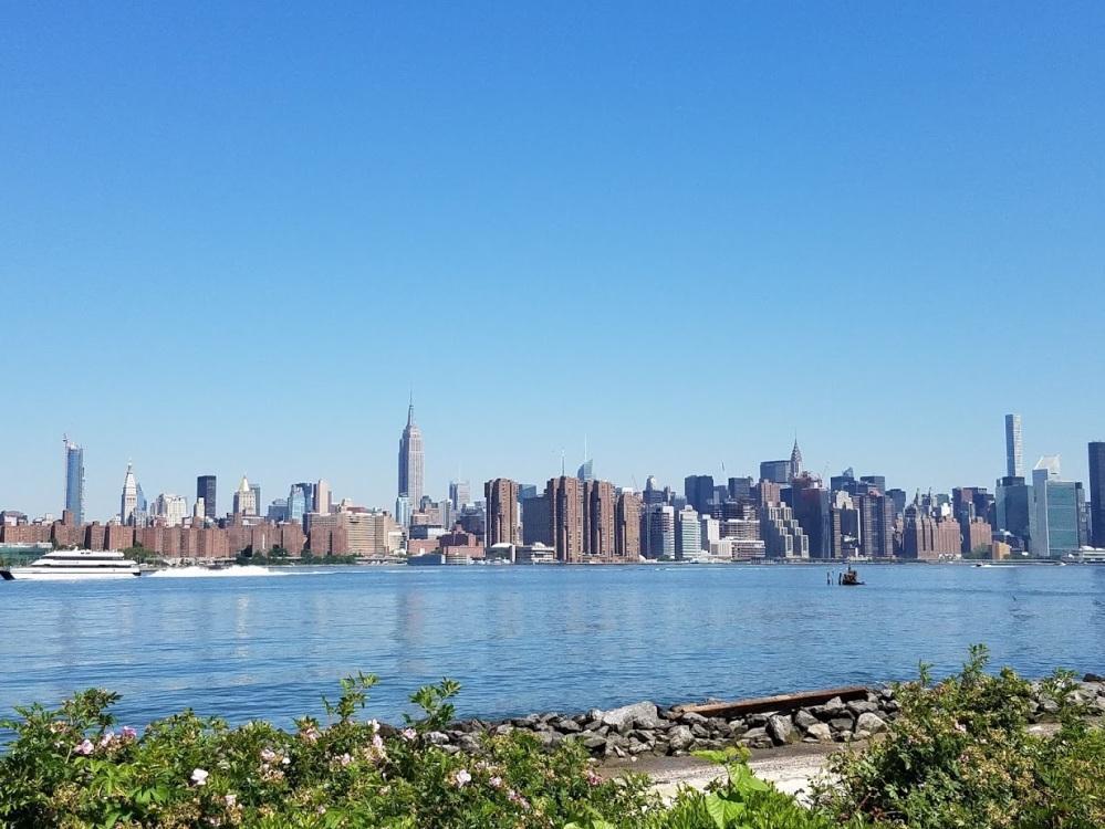 NYC skylin