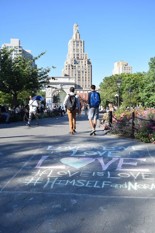 NYC strolls