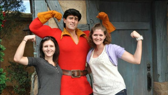 the real gaston