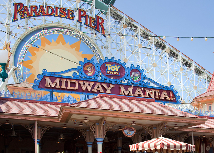 midway mania